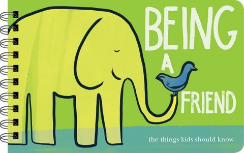 Being A Friend-Binder Book