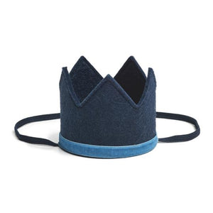 Navy/Blue Boy Crown