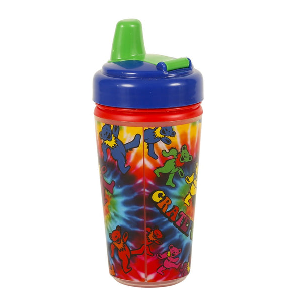 Grateful Dead Tie-dye Sippy Cup