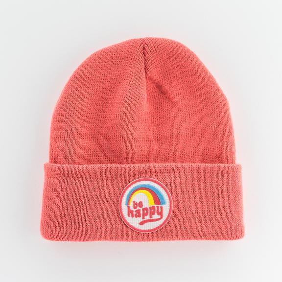 Beanie - Be Happy - Size Variety