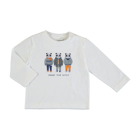 Boys Long Sleeve T-Shirt - Friends