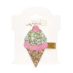 Sweet Wink Ice Cream Clip