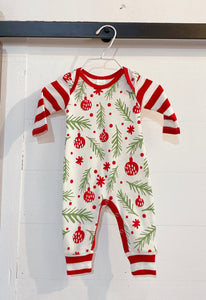 Bulbs and Branches Romper