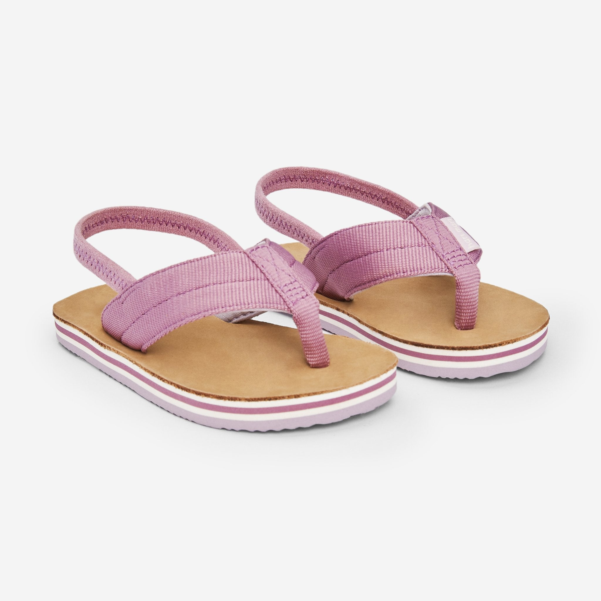 Scout Sandals - Rose/Sand - Kids