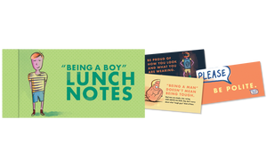 Lunch Notes - Boy