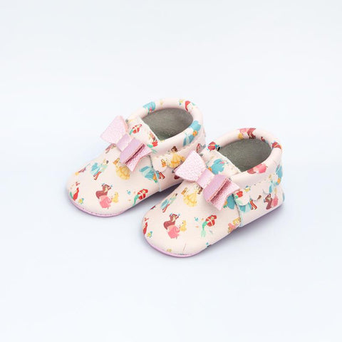Bow Moccasin - All Princesses
