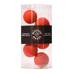 Mischief Maker Slingshot Replacement Balls - Variety