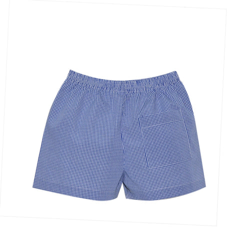Stewart Shorts - Navy Stripe