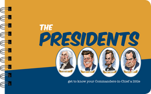 The Presidents-Binder Book