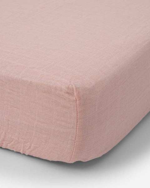 Cotton Muslin Crib Sheet - Variety