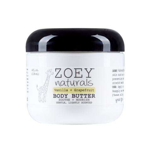 Vanilla Grapefruit Body Butter