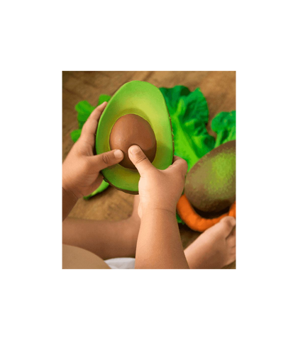 Natural Baby Teether - Variety