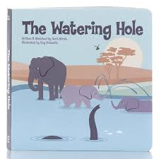 The Watering Hole - Book