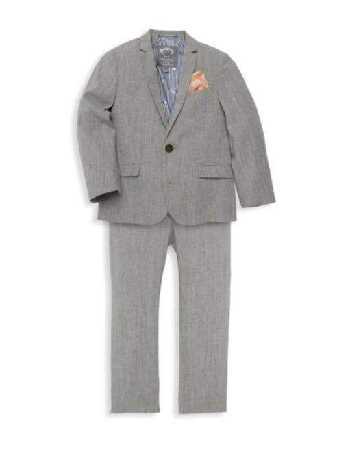 2-PC Mod Suit - Graphite