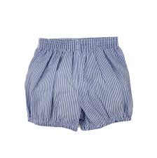 Bryce - Navy Stripe Bloomer
