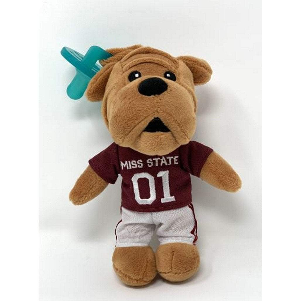 "Mississippi State University ""Bully"" Pacifier"