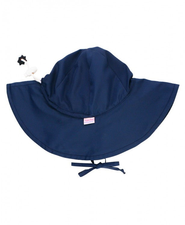Navy Sun Protective Hat