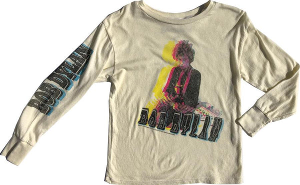 Bob Dylan Long Sleeve Tee