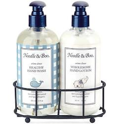 Noodle & Boo Gift Set - Hand Wash/Wholesome Hand Lotion