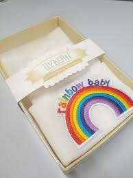 Nursery Hat - Rainbow Baby Patch  - Variety