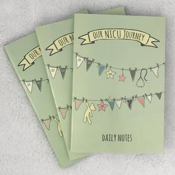 Our NICU Journey Journals