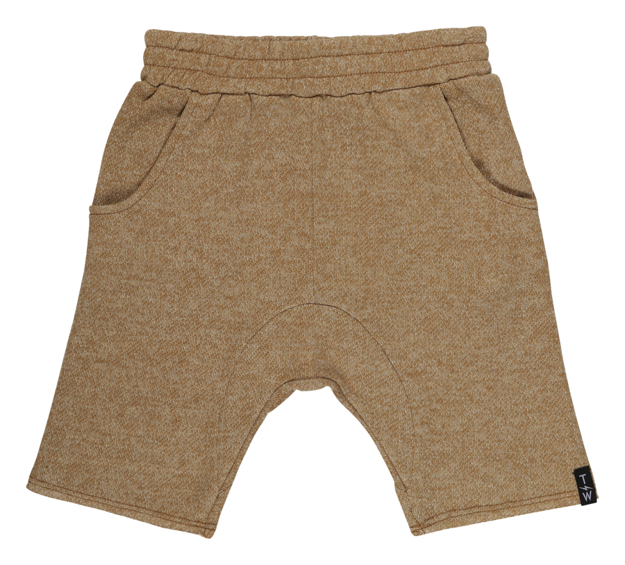 Cozy Times Shorts - Sand