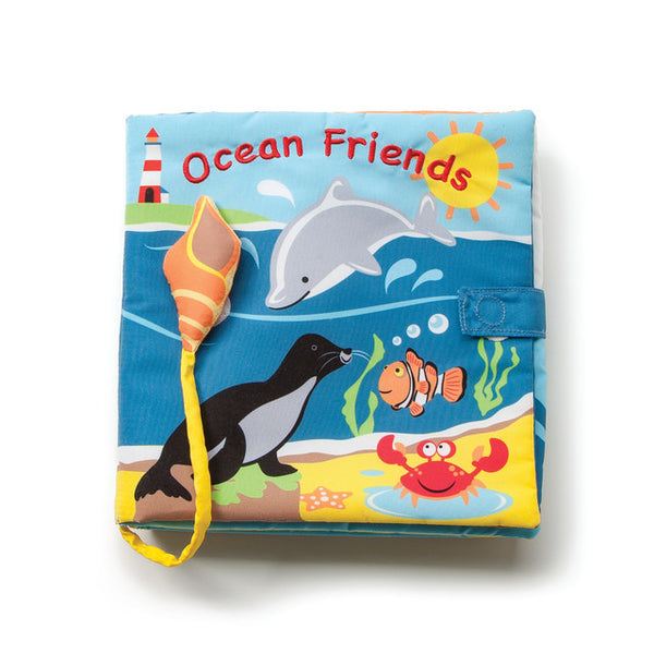 Book with Sound - Ocean Friends