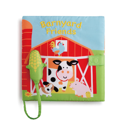 Book with Sound - Barnyard Friends