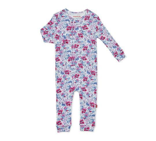 Darlington Floral Organic Cotton Magnetic Coverall