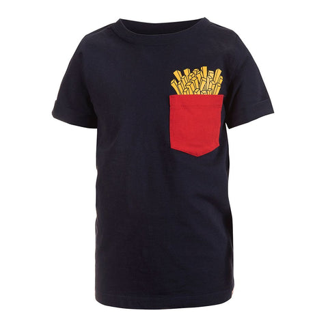 Fries Day Trip Tee