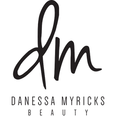 DANESSA MYRICKS BEAUTY LOGO