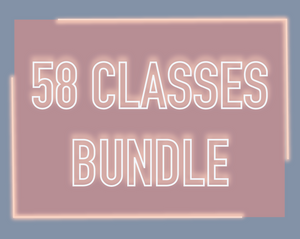 Support, Educate, Empower Class Bundle