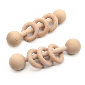 rattle with rings