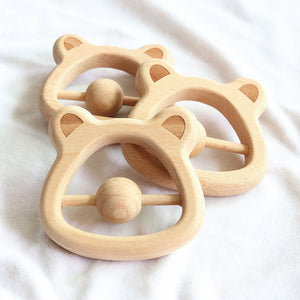 Wooden cute toys