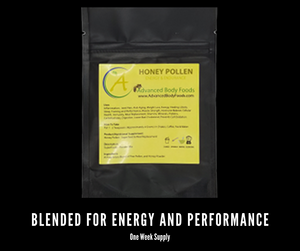 Honey Pine Pollen Blend 1oz