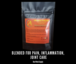 Orange Pine Pollen Blend 1oz