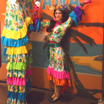Tropical Rhumba Costume