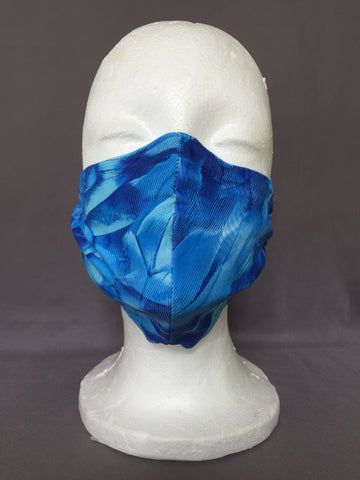 Blue Jay Face Mask