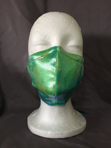 Dragonfly Face Mask