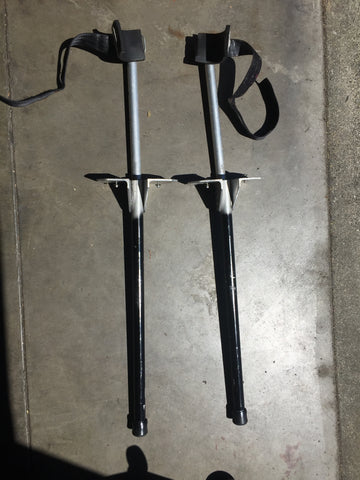 Aluminum Acro Stilts (Pickup Only)