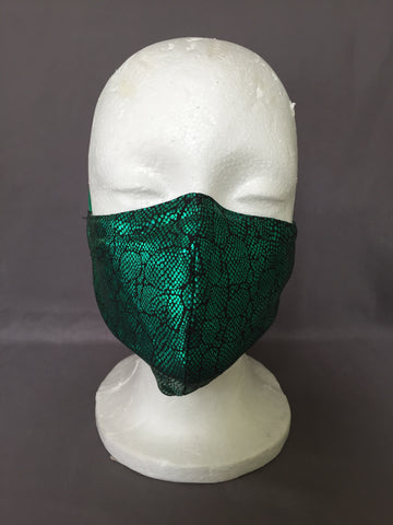 King Cobra Face Mask