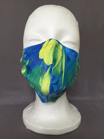 Macaw Face Covering