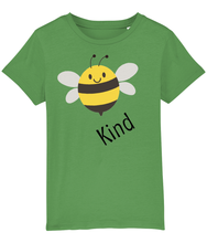 Load image into Gallery viewer, T-Shirt for Kids with Bee Lind Logo from Pixie Girl Boutique