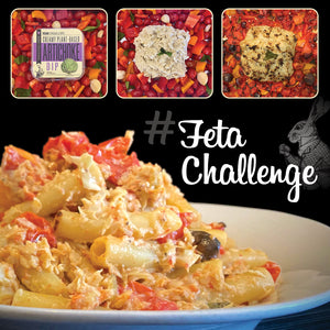 The (Vegan) Feta Challenge!