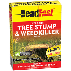 Deadfast Tree Stump & Weedkiller Share this
