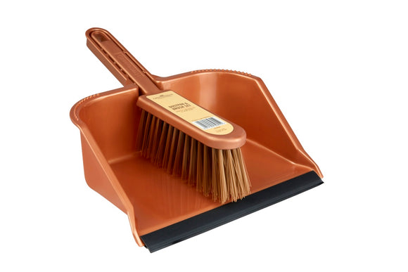 Groundsman Dustpan & Brush Set