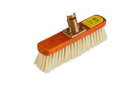 Groundsman Soft PVC Broom Head 12