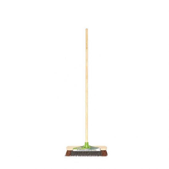 Crest Garden Mixed Broom & Scraper