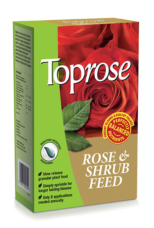 Toprose Rose & Shrub Feed
