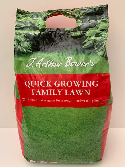 J. Arthur Bowers quick growing family Lawn